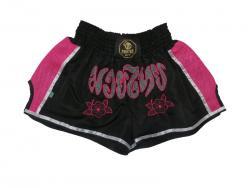 Imagem do produto Bermuda Muay Thai Fighter Fit - Pink/Preto