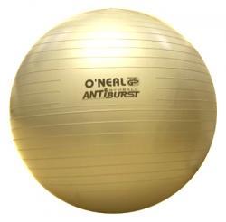 Imagem do produto Bola de Pilates/Alongamento 75cm -  O'neal (Dourada)