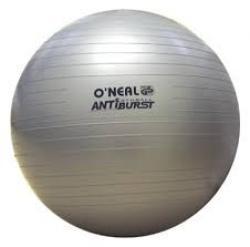 Imagem do produto Bola de Alongamento/Pilates 65cm O'neal - (Prata)