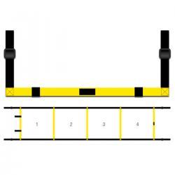 Imagem do produto Escada Coordenação - 4 espaços