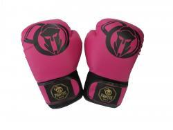 Imagem do produto Luva Boxe Trai Fighter Fit - Pink