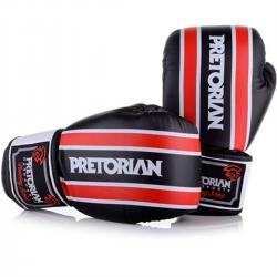 Imagem do produto Luva boxe Trai Pretorian - Preto e Vermelho