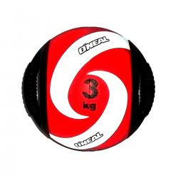 Imagem do produto Medicine Ball com alça - O'neal - 3KG