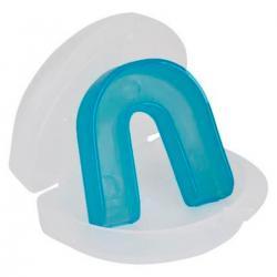 Imagem do produto Protetor bucal superior com estojo - Transparente Azul